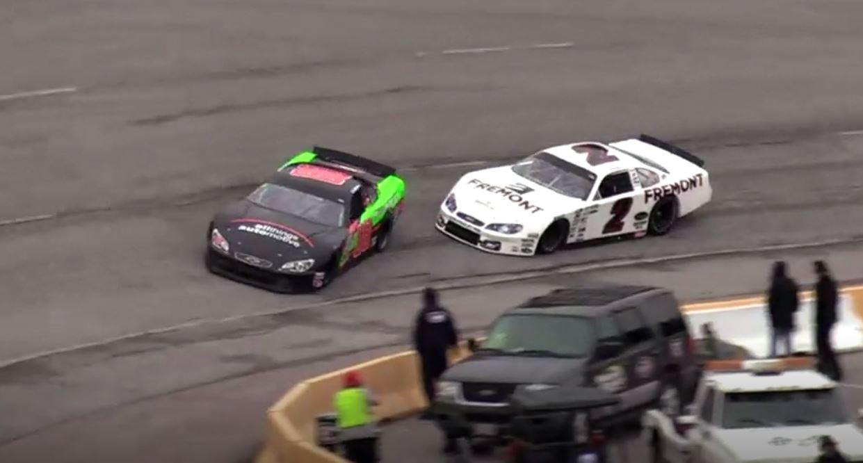 Pierce Race Cars: Brandon Pierce Outduels Josh Berry For First CARS Tour Win
