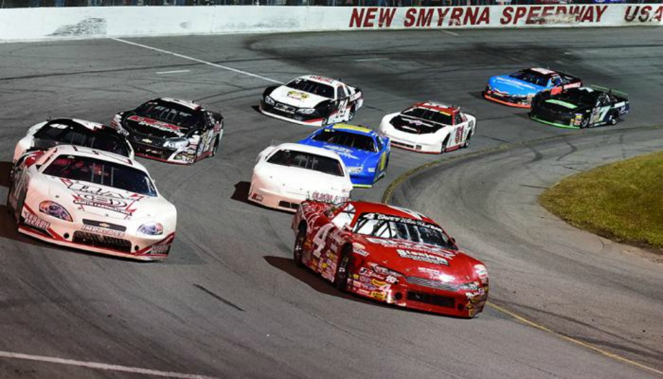 New Smyrna World Series features stacked Super Late Model
