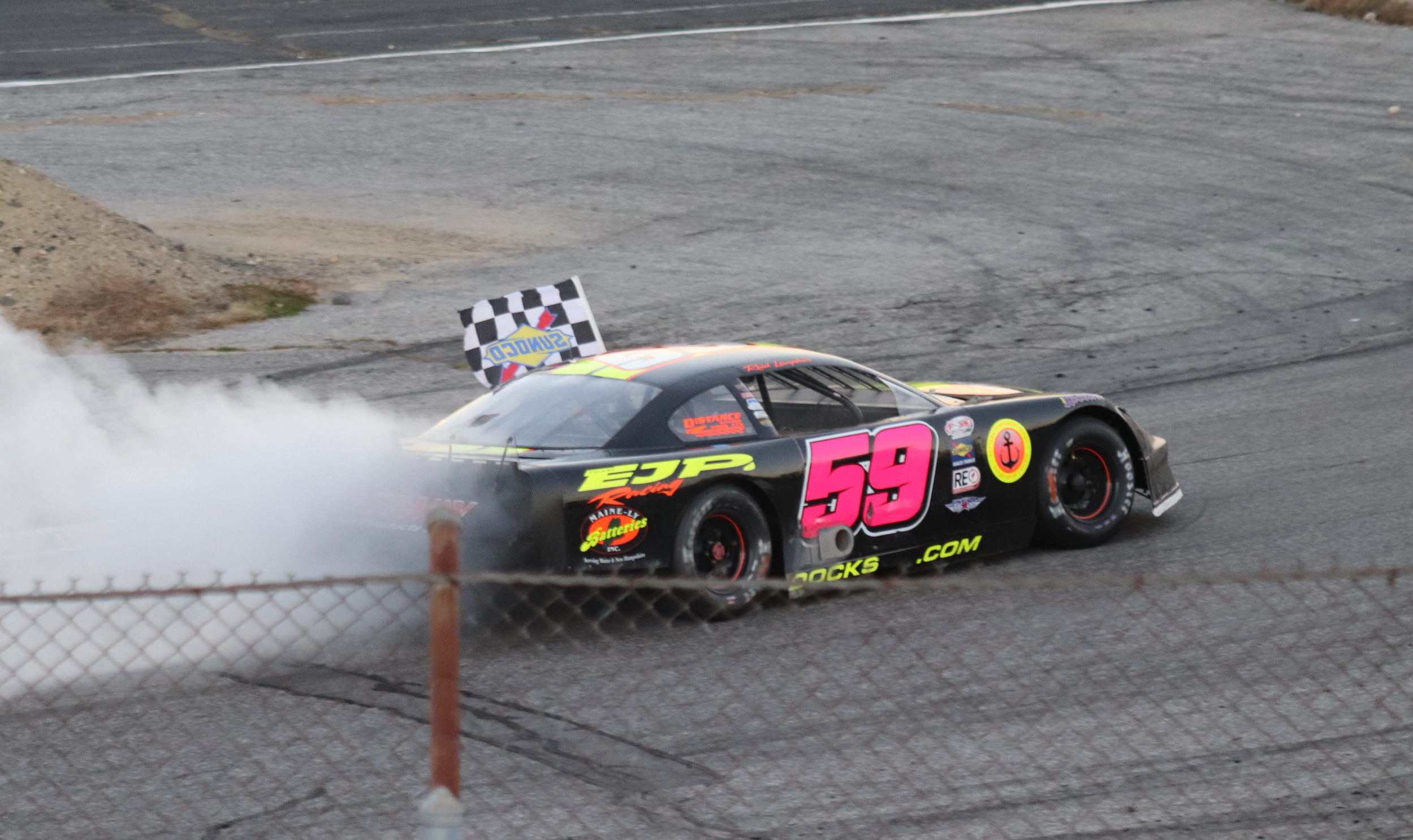 Lanpher wins Oxford 150 @ PASS 400 Weekend 2019